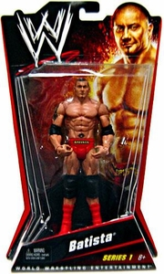 Mattel WWE Wrestling Basic Series 1 Action Figure Batista