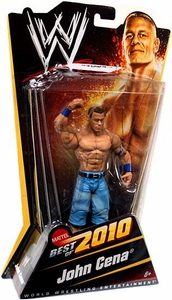 Mattel WWE Wrestling Basic Best of 2010 Action Figure John Cena