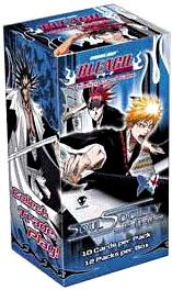 Bleach Trading Card Game Series 2 Soul Society Booster BOX [12 Packs]