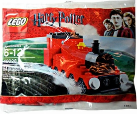 LEGO Harry Potter Exclusive Set #40028 Mini Hogwarts Express [Bagged]