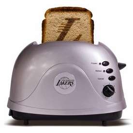 Pangea Breads ProToast Retro Toaster Los Angeles Lakers