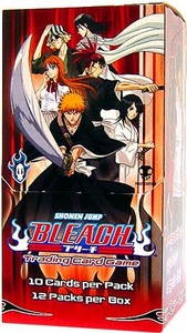 Bleach Trading Card Game First Edition Series 1 Premiere Booster Box [12 Packs]