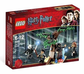 LEGO Harry Potter Set #4865 Forbidden Forest