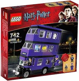 LEGO Harry Potter Set #4866 The Knight Bus