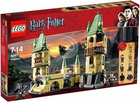 LEGO Harry Potter Set #4867 Battle for Hogwarts (Coming Soon)