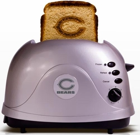 Pangea Breads ProToast Retro Toaster Chicago Bears