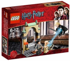 LEGO Harry Potter Set #4736 Freeing Dobby