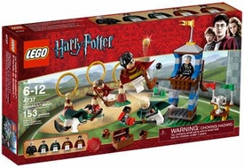 LEGO Harry Potter Set #4737 Quidditch Match