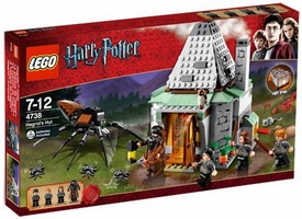 LEGO Harry Potter Set #4738 Hagrid's Hut