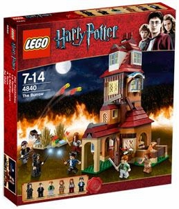 LEGO Harry Potter Set #4840 The Burrow