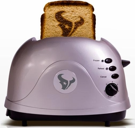 Pangea Breads ProToast Retro Toaster Houston Texans
