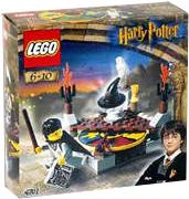 LEGO Harry Potter and the Sorcerer's Stone Set #4701 Sorting Hat