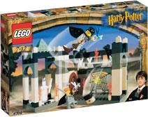 LEGO Harry Potter and the Sorcerer's Stone Set #4704 Chamber of Winged Keys