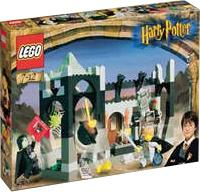 LEGO Harry Potter and the Sorcerer's Stone Set #4705 Snape's Classroom