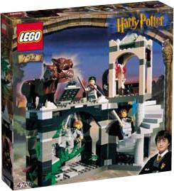 LEGO Harry Potter and the Sorcerer's Stone Set #4706 Forbidden Corridor