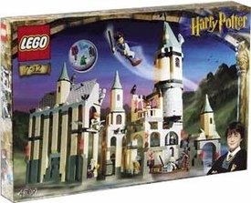 LEGO Harry Potter and the Sorcerer's Stone Set #4709 Hogwart's Castle