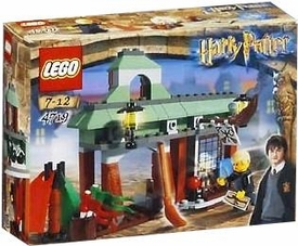 LEGO Harry Potter and the Chamber of Secrets Set #4719 Quality Quidditch Supplies
