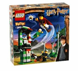 LEGO Harry Potter and the Chamber of Secrets Set #4726 Quidditch Practice