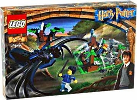 LEGO Harry Potter and the Chamber of Secrets Set #4727 Aragog in the Dark Forest