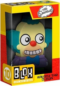 Funko BLOX Simpsons 7 Inch Vinyl Figure Krusty the Clown