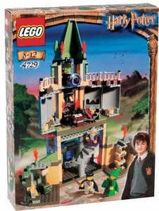 LEGO Harry Potter and the Sorcerer's Stone Set #4729 Dumbledore's Office