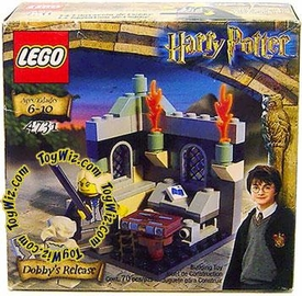 LEGO Harry Potter and the Chamber of Secrets Set #4731 Dobby's Release
