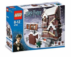 LEGO Harry Potter and the Prisoner of Azkaban Set #4756 Shrieking Shack