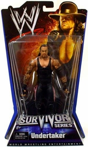Mattel WWE Wrestling Survivor Series PPV Series 1 Action Figure Undertaker BLOWOUT SALE!