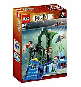 LEGO Harry Potter and the Goblet of Fire Set #4762 Rescue from the Merpeople