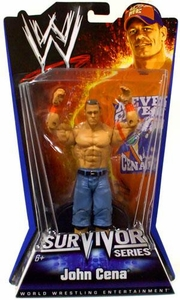 Mattel WWE Wrestling Survivor Series PPV Series 1 Action Figure John Cena