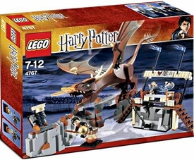 LEGO Harry Potter and the Goblet of Fire Set #4767 Harry and the Hungarian Horntail
