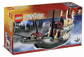 LEGO Harry Potter and the Goblet of Fire Set #4768 The Durmstrang Ship