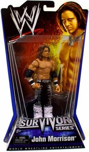 Mattel WWE Wrestling Survivor Series PPV Series 1 Action Figure John Morrison