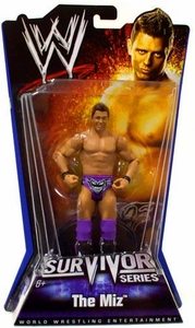 Mattel WWE Wrestling Survivor Series PPV Series 1 Action Figure The Miz BLOWOUT SALE!