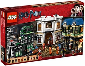 LEGO Harry Potter Exclusive Set #10217 Diagon Alley