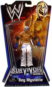 Mattel WWE Wrestling Survivor Series PPV Series 1 Action Figure Rey Mysterio