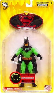 DC Direct Superman & Batman Series 4 With a Vengeance CHASE Action Figure Kryptonite Batman