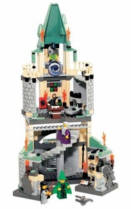LEGO Harry Potter and the Sorcerer's Stone Set #4729 Dumbledore's Office Damaged Package, Mint Contents!