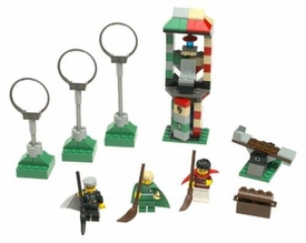 LEGO Harry Potter and the Chamber of Secrets Set #4726 Quidditch Practice Damaged Package, Mint Contents!