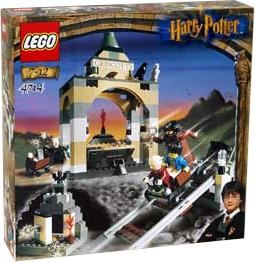LEGO Harry Potter and the Sorcerer's Stone Set #4714 Gringotts Bank