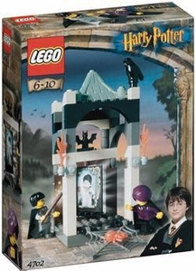 LEGO Harry Potter and the Sorcerer's Stone Set #4702 Final Challenge