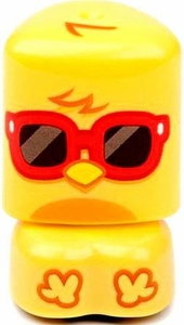 Moshi Monsters Bobble Bots Common Figure #13 DJ Quack [100 Rox]