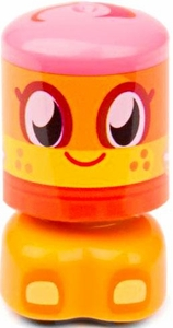 Moshi Monsters Bobble Bots Uncommon Figure #52 Coolio [100 Rox]