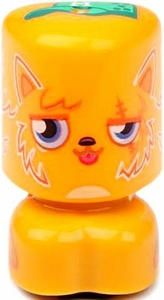 Moshi Monsters Bobble Bots Common Figure #03 Ginger Snap [100 Rox]
