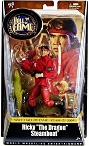 Mattel WWE Wrestling Legends Exclusive Hall of Fame Action Figure Ricky Steamboat