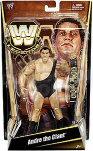 Mattel WWE Wrestling Exclusive Legends Action Figure Andre The Giant