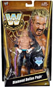 Mattel WWE Wrestling Exclusive Legends Action Figure Diamond Dallas Page