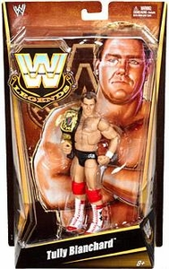 Mattel WWE Wrestling Exclusive Legends Action Figure Tully Blanchard