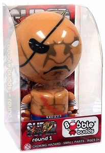 Street Fighter SOTA Toys Bobble Budds Sagat