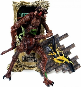 McFarlane Toys Movie Maniacs Series 3 LOOSE Action Figure The Fly: Brundle Fly